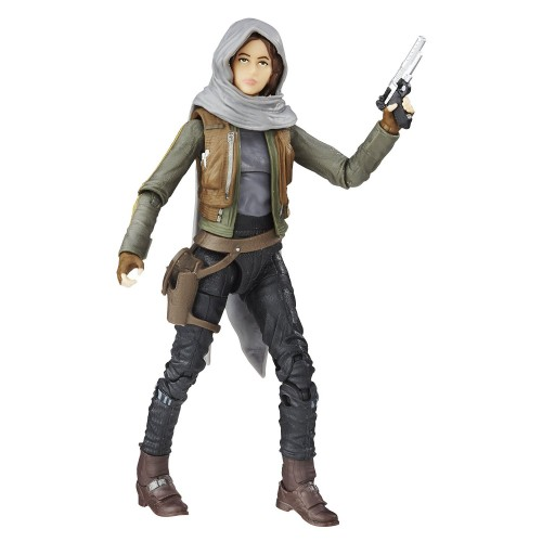 Star Wars Rogue One Sergeant Jyn Erso jedha