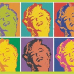 1000 piezas Pop Art Marilyn