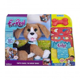 Berny Fur Real Hasbro El Beagle Parlanchin