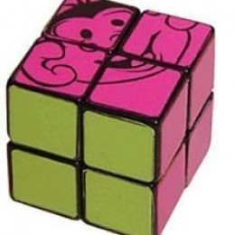 Cubo Rubik junior 2X2