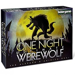 Bezier Games Werewolf One Night Ultimate Juego De Mesa